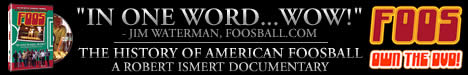 FOOS: Be The Greatest - The History of American Foosball DVD - Own it Today!