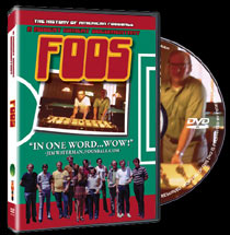 Click to Enlarge: FOOS: Be The Greatest DVD